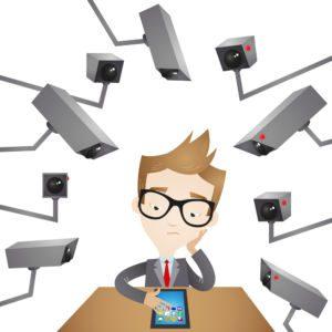 mouchards applications smartphone données personnelles