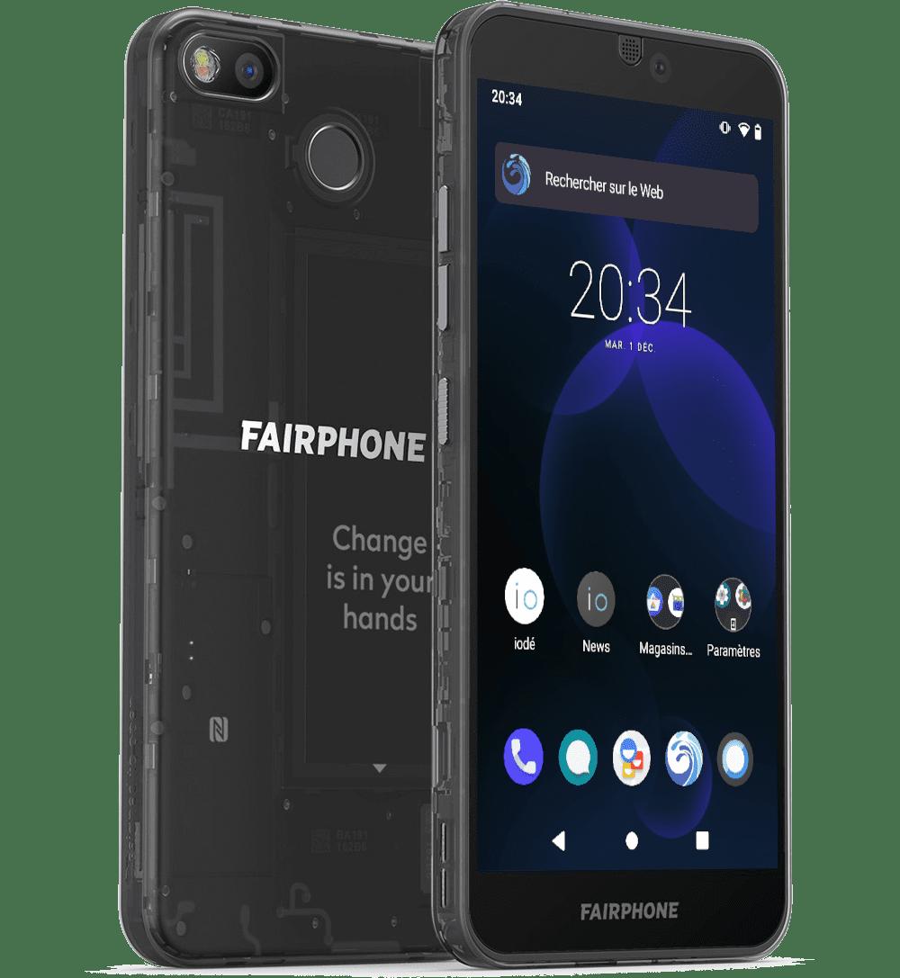 Fairphone 3 with iodéOS